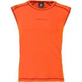 La Sportiva Rocket - Camiseta sin mangas running Hombre - naranja